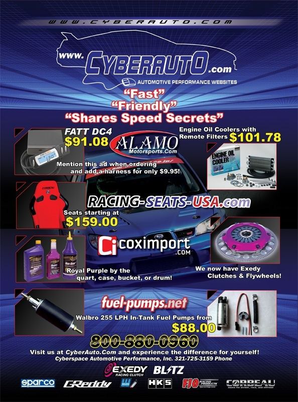 CyberAuto Advertisement for 2008